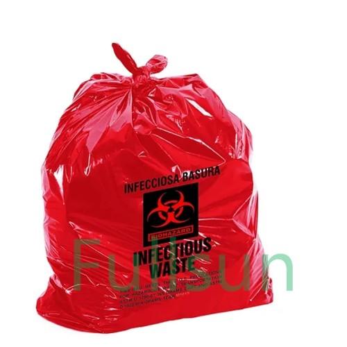Индивидуальные биоразлагаемые пакеты для медицинских отходов