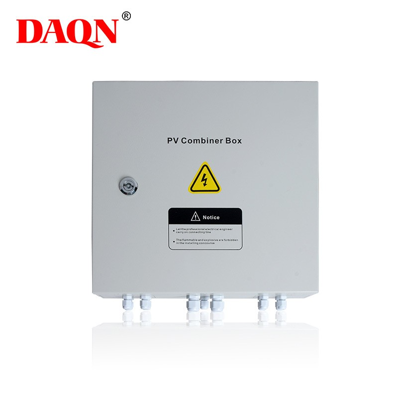 Low Price PV Combiner Box For Solar Panel