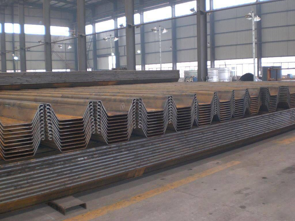 Q235 steel pile sheet