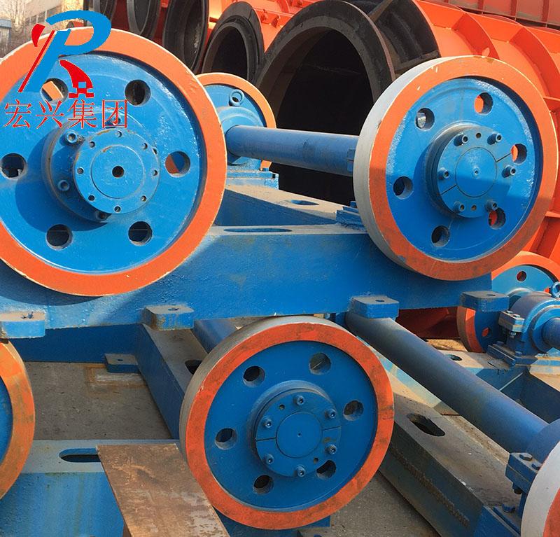 Concrete Pile Machine