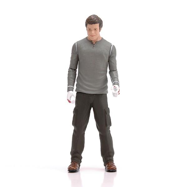 plastic 3d human figure