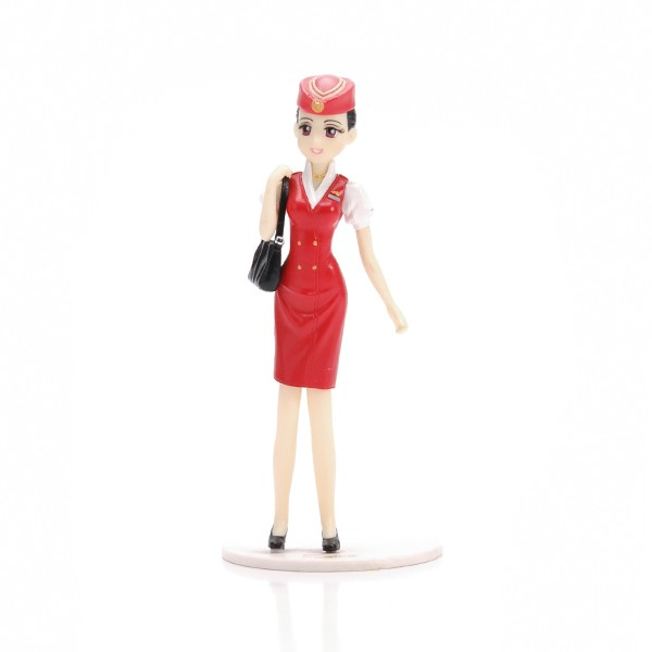 stewardess action figure