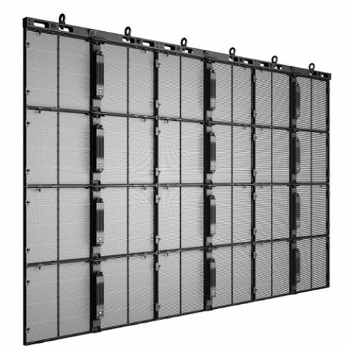 LED glass screen