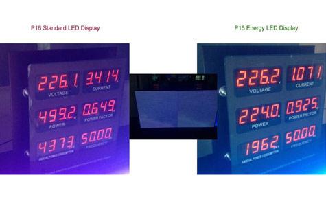 Energy Saving LED Screen
