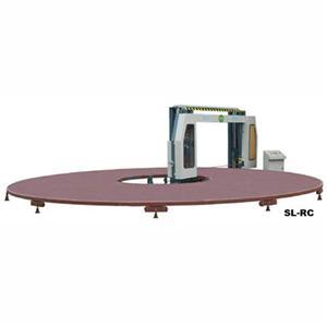 Computerized circle cutting machine