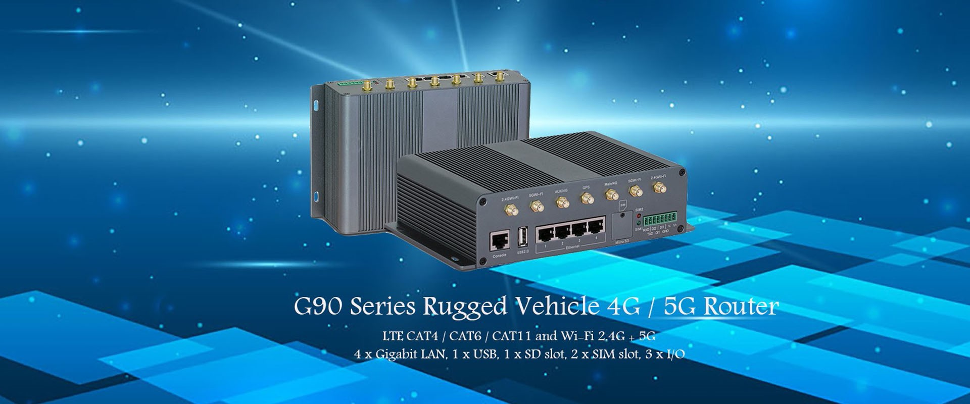 G90 Router