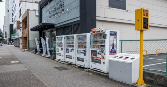 Status of Automatic Teller Machine in Japan