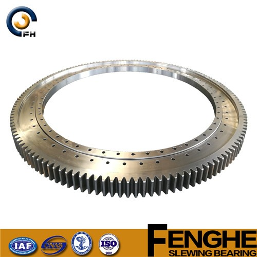 Crossed Roller Slewing Bearing Without Gear