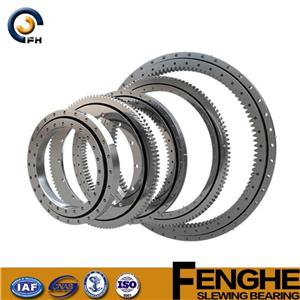 internal gear cross roller slewing bearing