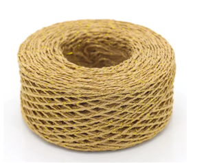 two strand ,Triple-strand Paper Rope,papaer thread, paper cord