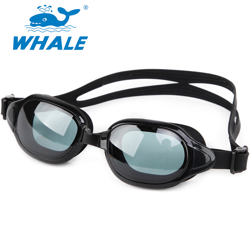 Flexible comfortable fit various choices entertainment swim goggles CF-8700