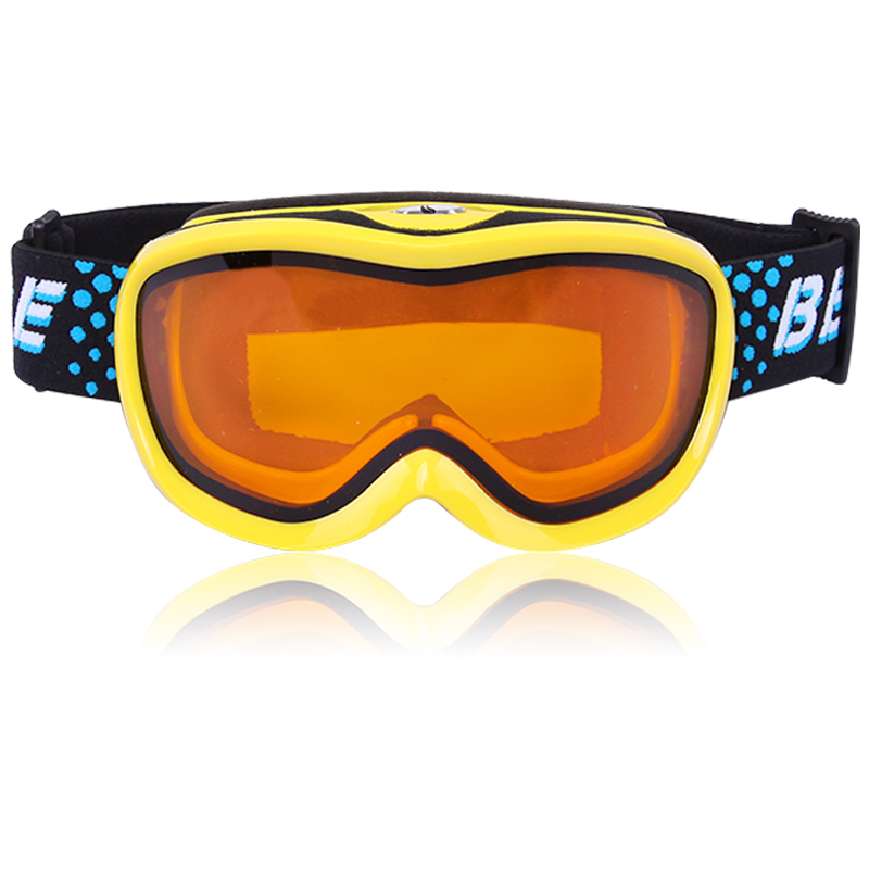 Triple-layer ultra-soft breathable foam UV400 Ski Goggles For Kids Junior Goggles SNOW-1300