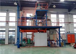 Inductor Static Mixing Vacuum Casting Equipment