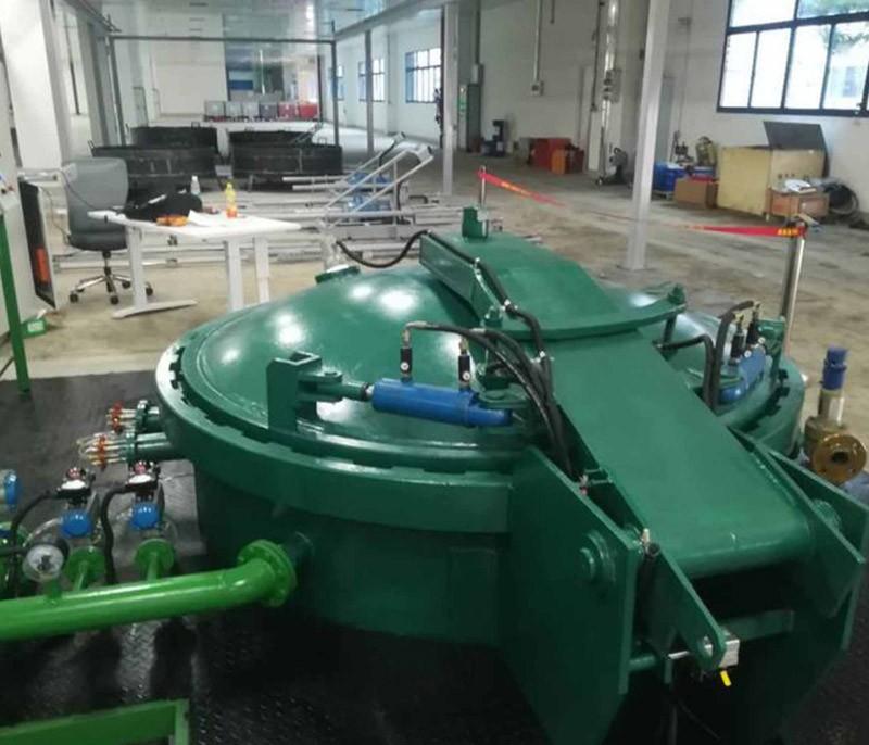 Vacuum Pressure Impregnation Machine For Transformer