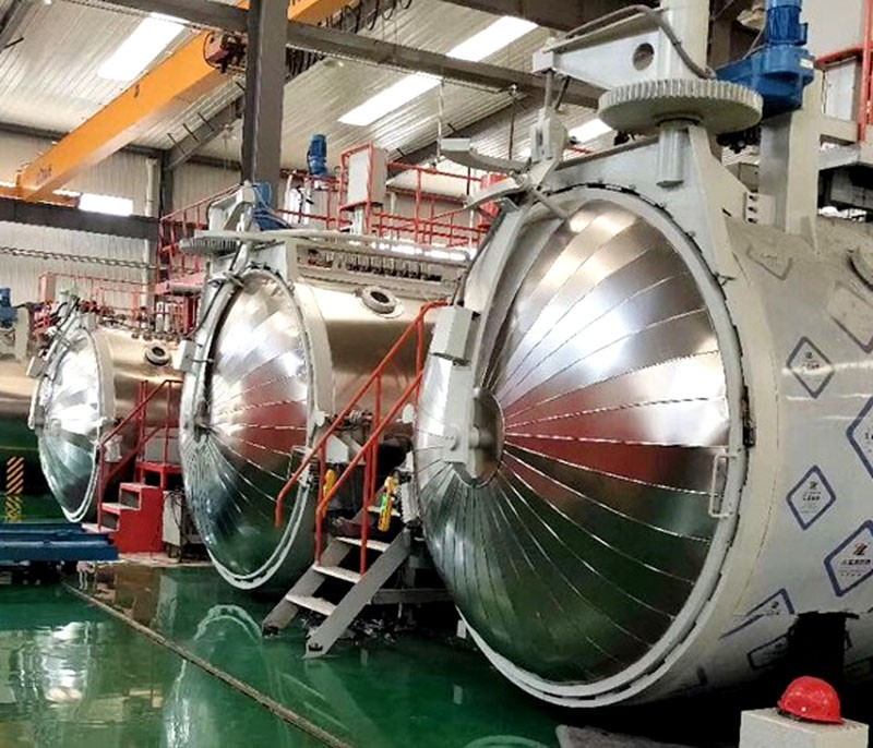 Epoxy Resin Static Mixing Vacuum Pressure Casting Equipment