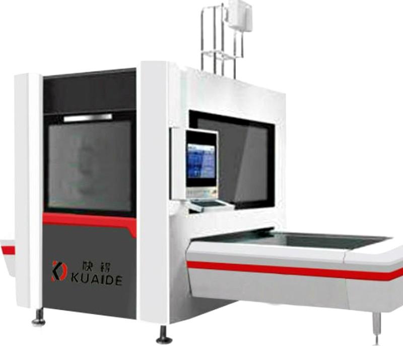 Laser Precision Cutting Machine