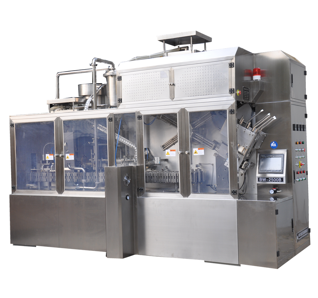 Flavoured UHT Milk Combibloc Fully Automatic Filling Machine