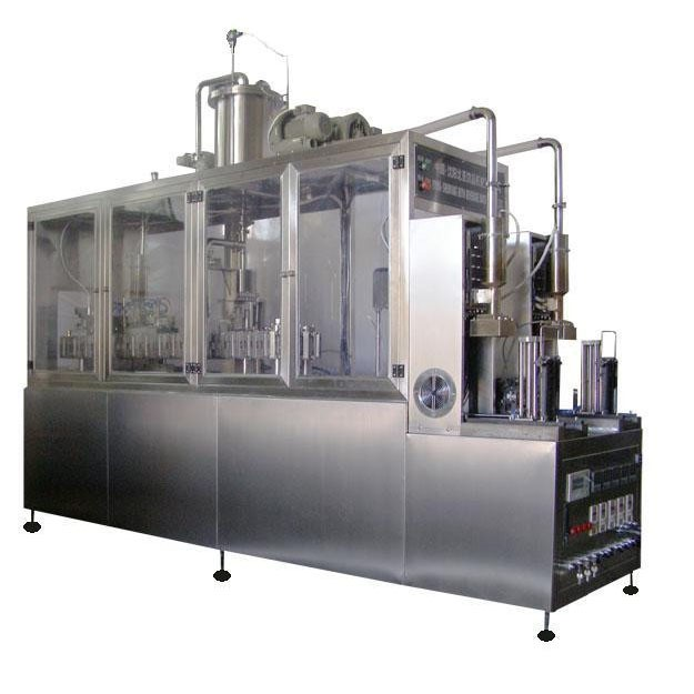 Milk Gable Top Carton Semi-automatic Packing Machine