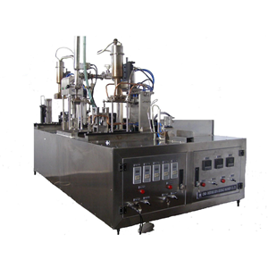 Juice Beverage Plant Gable Top Carton Filling Machine