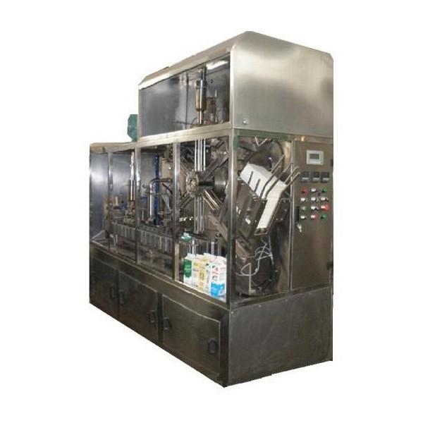 Juice Beverage Carton Filling Machine
