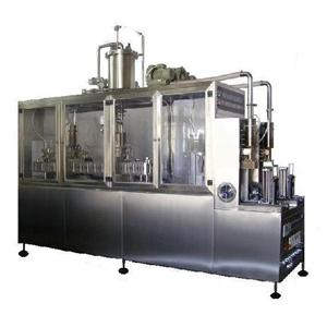 Wine Gable Top Carton Filling Packaging Machine