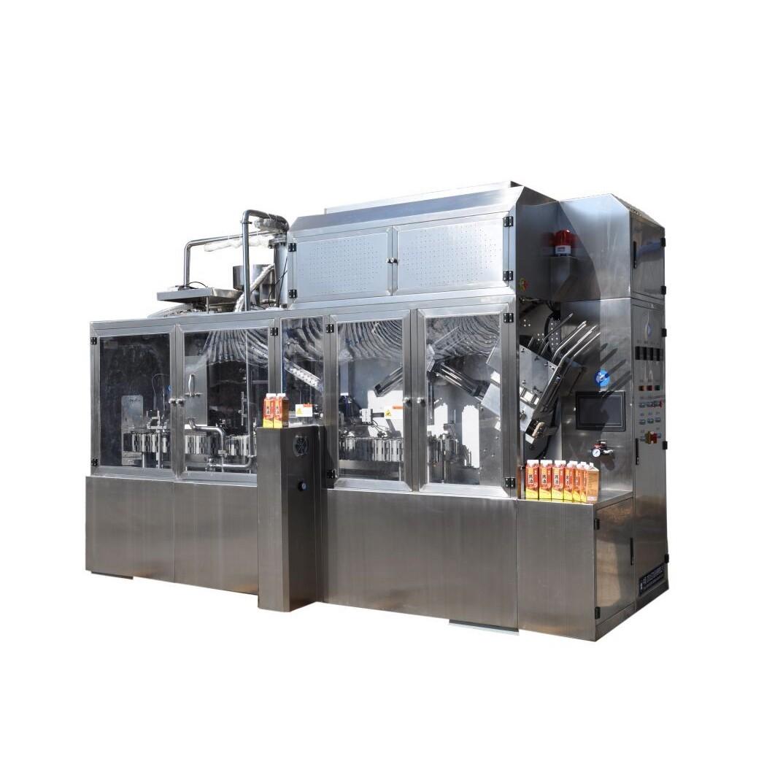 Yeast Carton Box Packing Machine