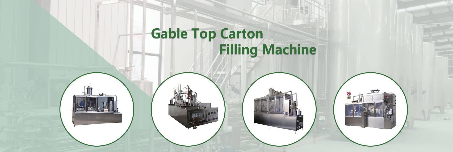 Carton Filling Sealing Machine