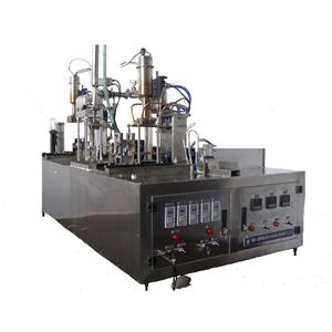 Mineral Water High Quality Gable Top Case Filling Equipment