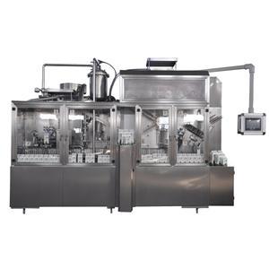 High Speed Juice Brick Carton Filling Machine
