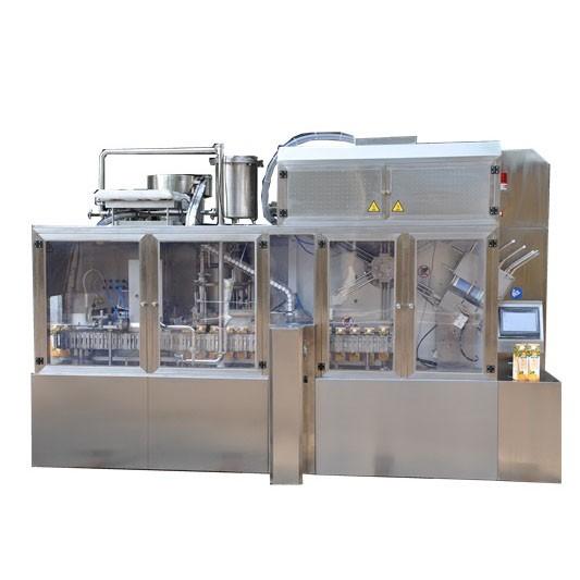 Fully Automatic Brick Carton Box Filling Machinery