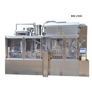 Fresh Juice/Flavoured Juice Hot Filling Machine