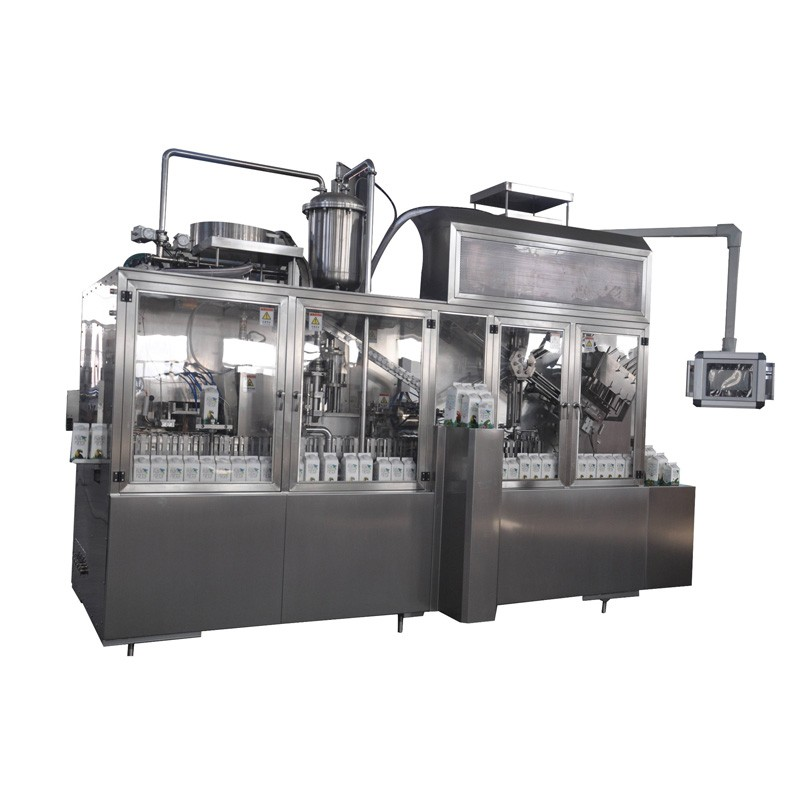 Mineral Water Fully Automatic Filling Machine