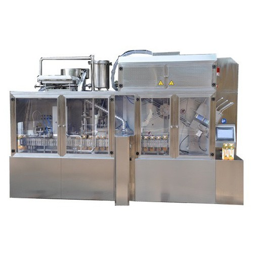 Fully Automatic Roof Top Carton Filling Packaging Machine