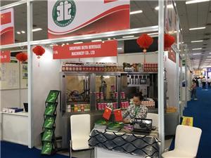 Shenyang Beiya Beverage Machinery Co.,Ltd participated PackEx India