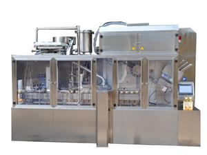 Yoghurt Gable Top Carton Cold Filling Machine