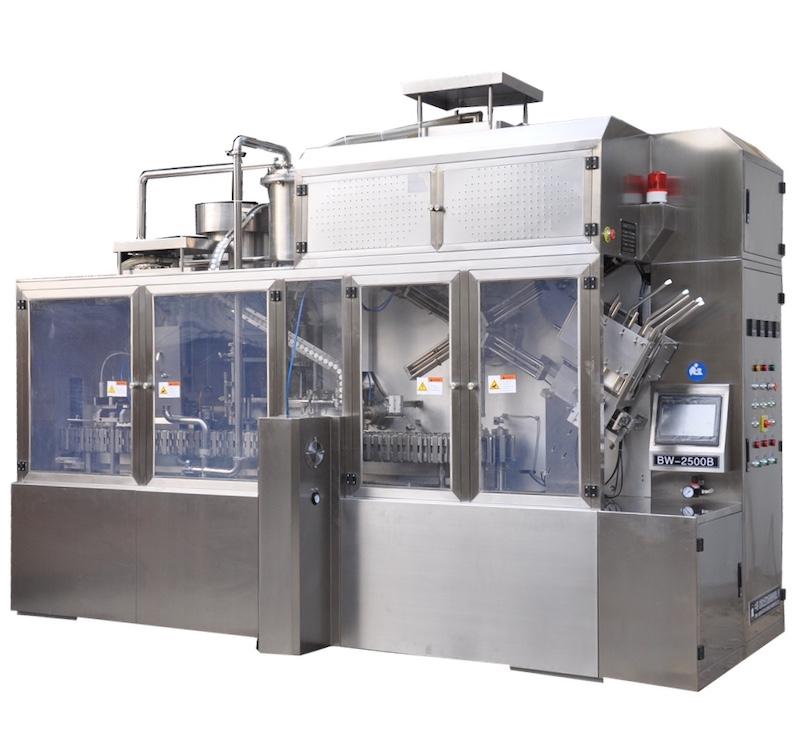 Water Gable Top Carton Filling Machine