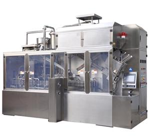 Pure Water Gable Top Carton Filling Machine