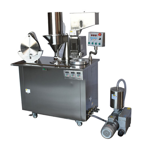 sem-automatic capsule filling machine