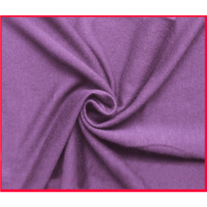 Rayon Ring Spun Spandex Single Jersey Knitted Fabric