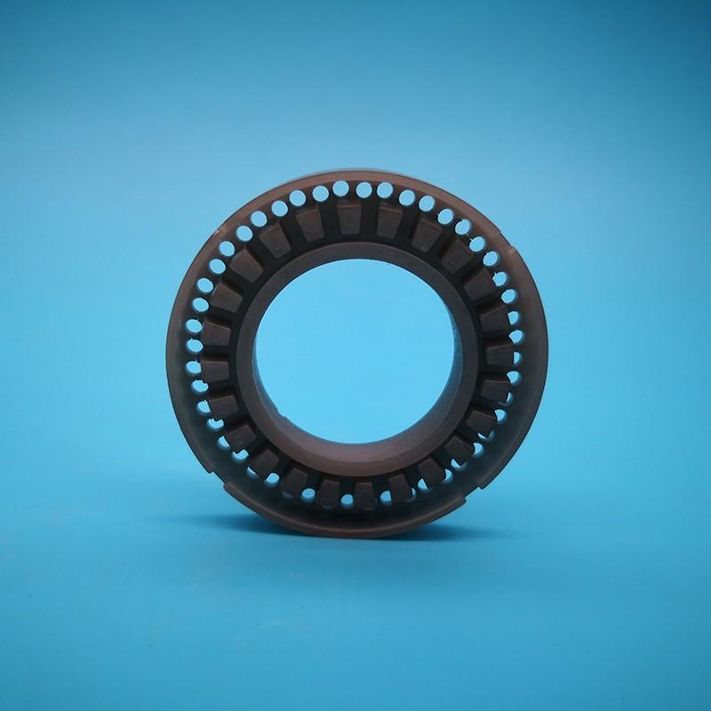 Ceramic Heat exchanger components