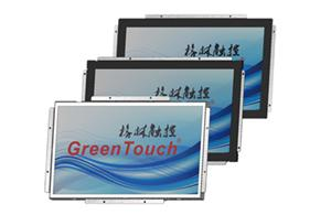 Dust-proof 23.6 Inch Open Frame Touch Screen Monitor