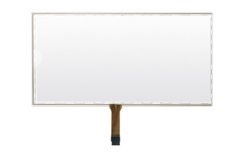 8 Inch 8 Wire Resistive Touch Screen