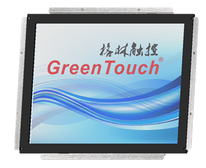 Waterproof/Anti-dust/Vandal-proof 17 Inch Open Frame Touch Screen Monitor