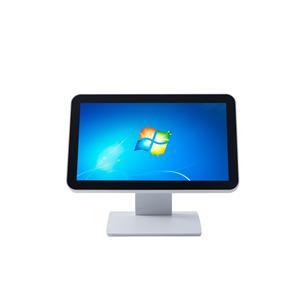 15.6 inch single screen pos machine with aluminium alloy shell