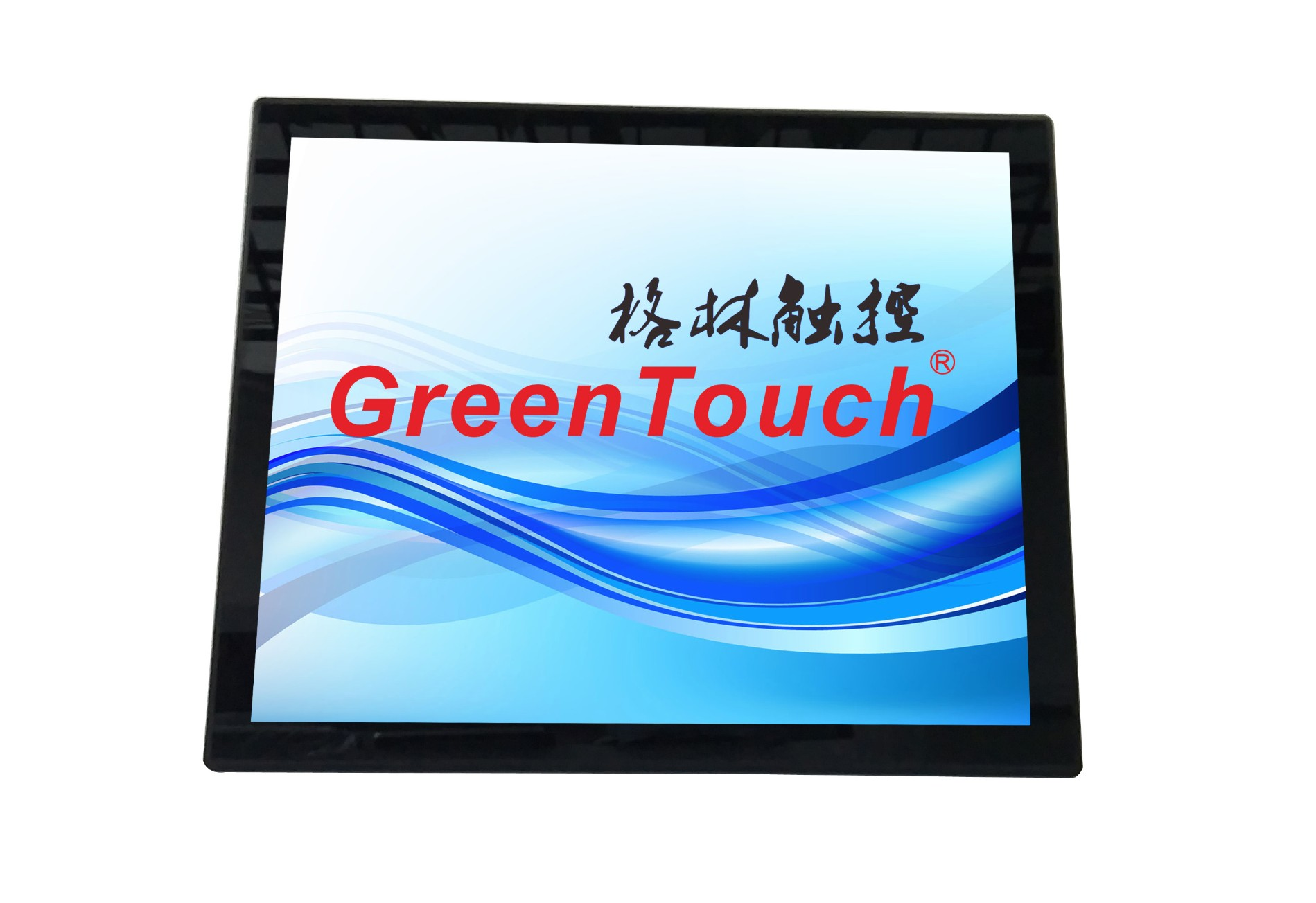 19'' projected capacitive touch monitor for TICKET MACHINES