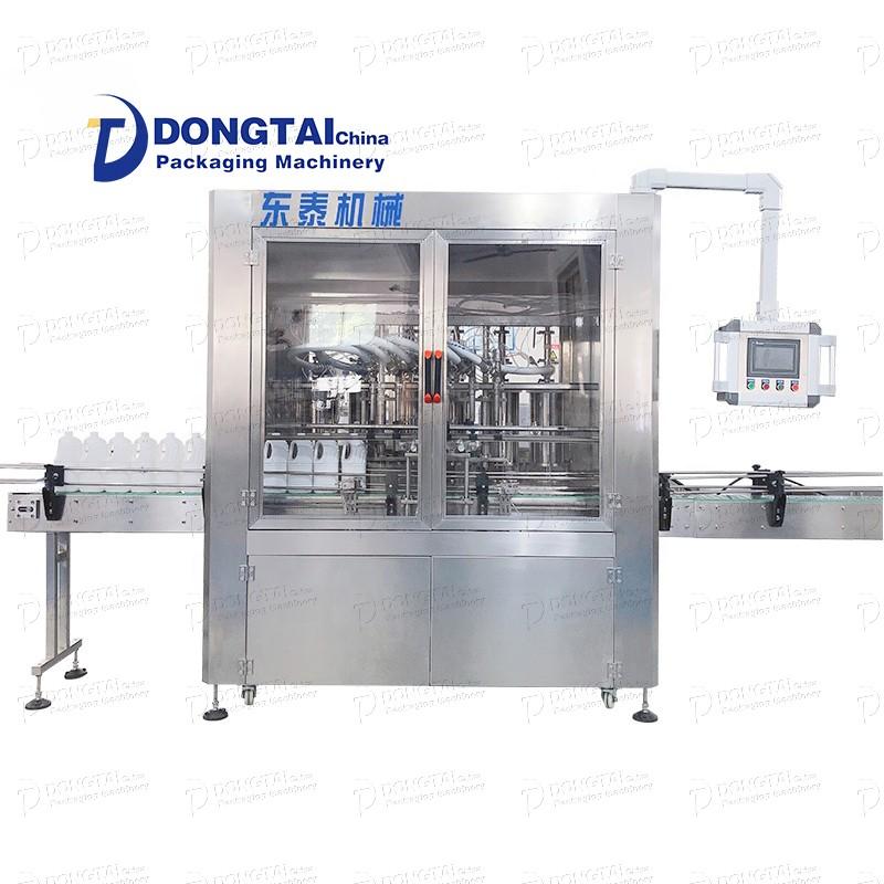 oil filling machine automatic