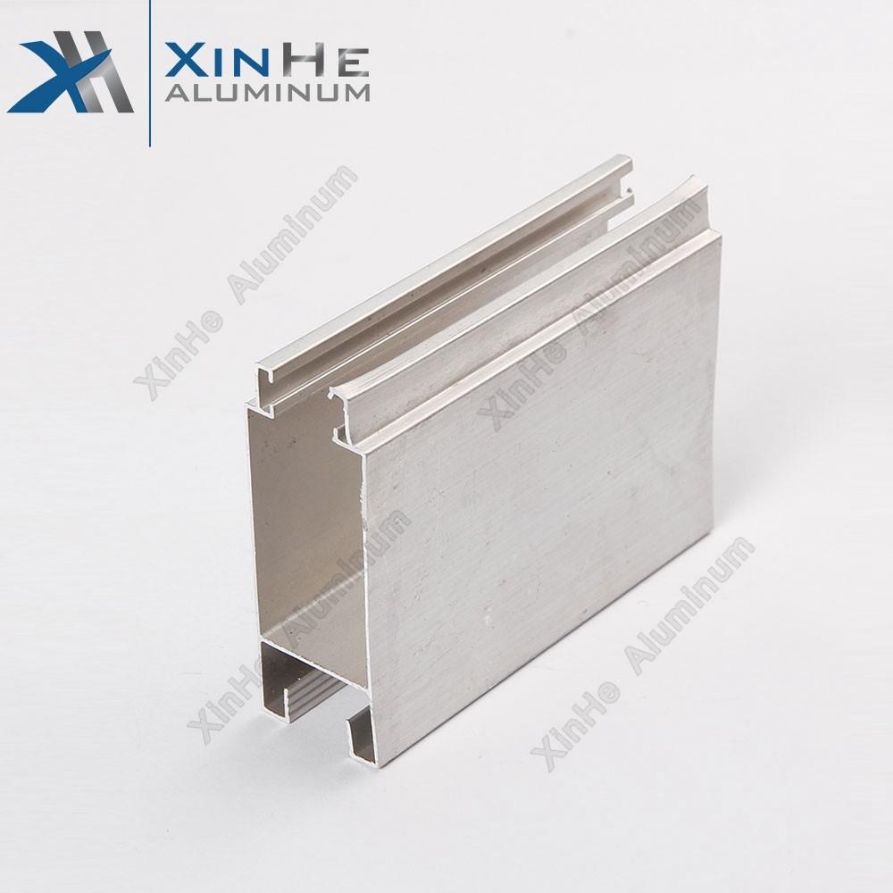 aluminium glass door profile