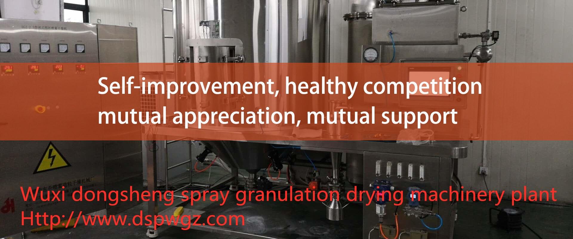 Air-stream Spraying Drier