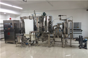 Characteristics and application areas of lab spray dryers