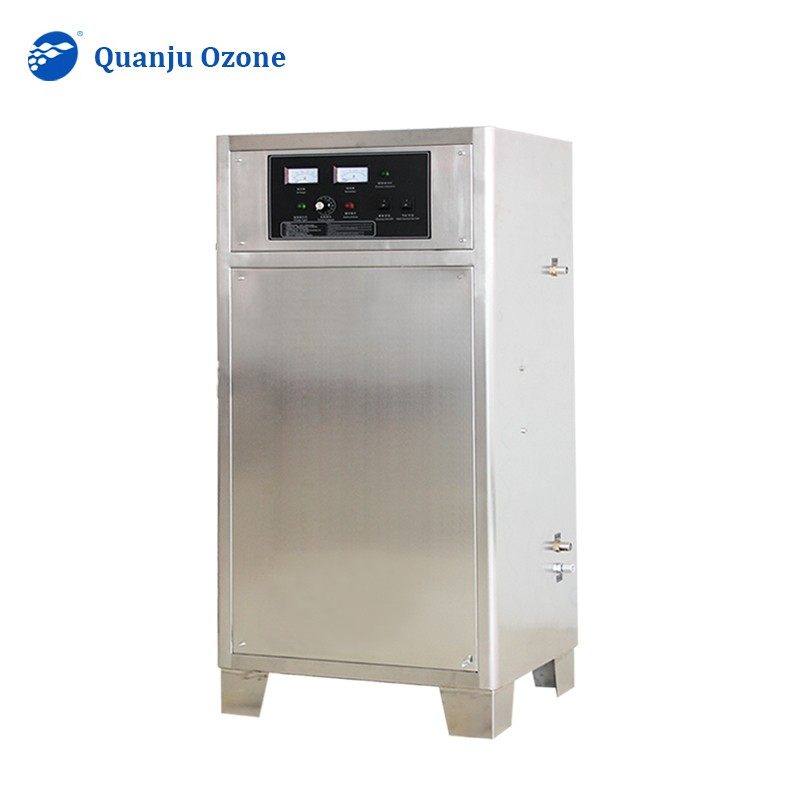 Ozone Sterilization Machine for Ice